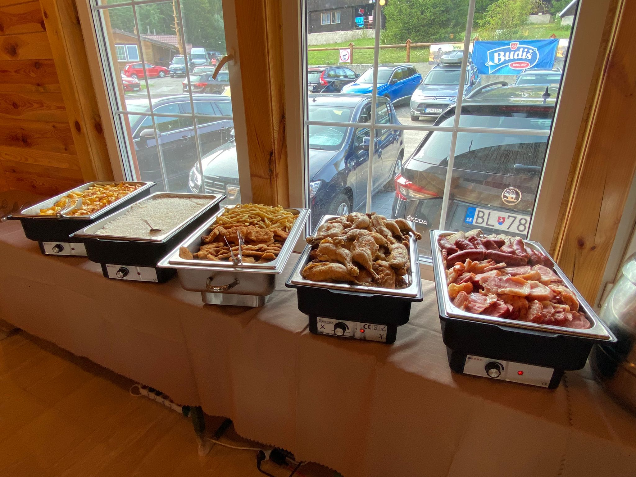 catering Stara Myjava
